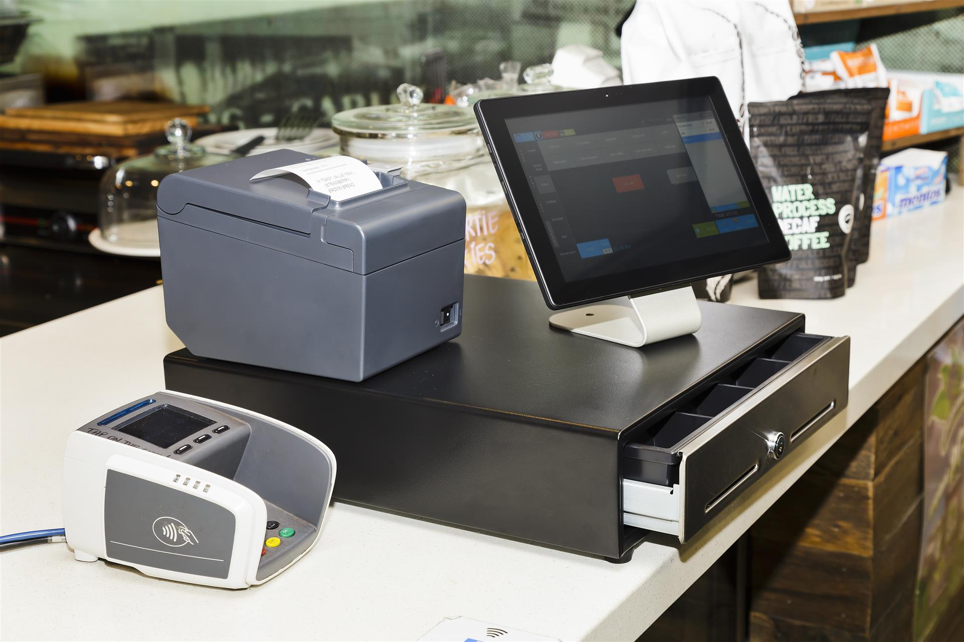 Point of Sale Systems (POS) Solutions From DynaPay